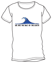 We are the Salt of the Earth shirt