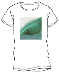 Wave Art 1 Shirt