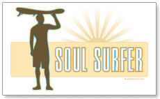 Soul Surfer 2 sticker