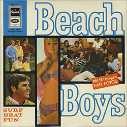 the Beach Boys Surf Beat