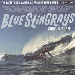 Blue Stingrays Surf Burn