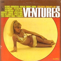 The Ventures Golden Greats