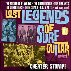 Legends of Surf Guitar vol. 3