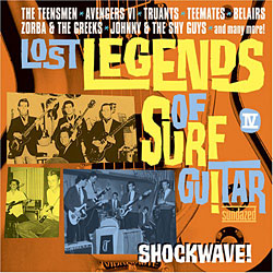 Legends of Surf Guitar vol. 4